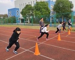 50米跑训练