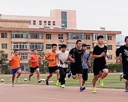 800米长跑训练