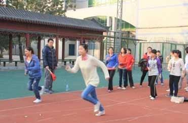 50米跑培训