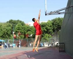 高考体育训练