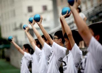 体育运动的小常识