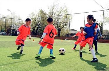 少儿足球培训对孩子的心理能起到调节作用吗?